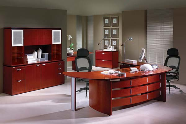 Techno Collection Modern Office Furniture by Rudnick for Office Source