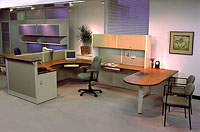 reception workstations
