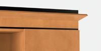 Altamont cornice detail