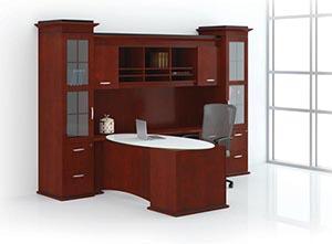 Altamont executive l workstation
