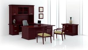 Altamont executive u desk lateral suite