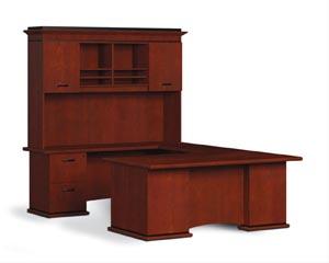 Altamont u desk hutch