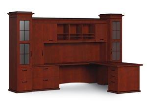 Altamont wall unit executive suite