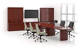 Conference room tables and accessory furniture