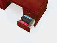 Prominence file drawers work best with hanging