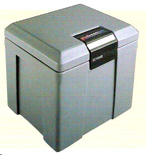 MediaCOOLER fire resistant media box