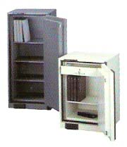 Media Record Fireproof Cabinets