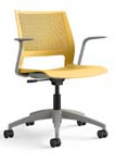 Lumen collection business chairs