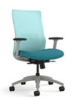 Novo series ergonomic chairs