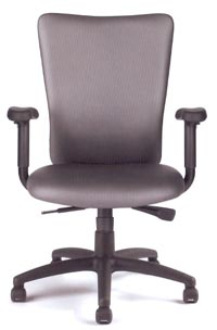 8200 task chair front view