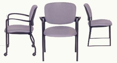 brylee post leg guest chair