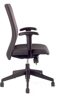 freestyle chair side view