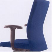 slimline backrest design