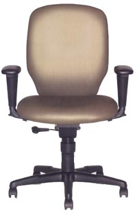 24hr executive chair front view