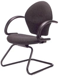 VT side chair with arms