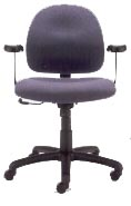 swivel/tilt task chair w/ arms