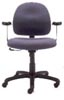 zing task chair front view