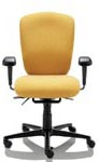 Radar series ergonomic office chairs