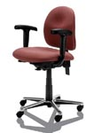 Zing series ergonomic task seating
