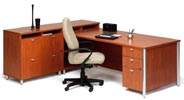 """L"" desk, ""L"" office desk"