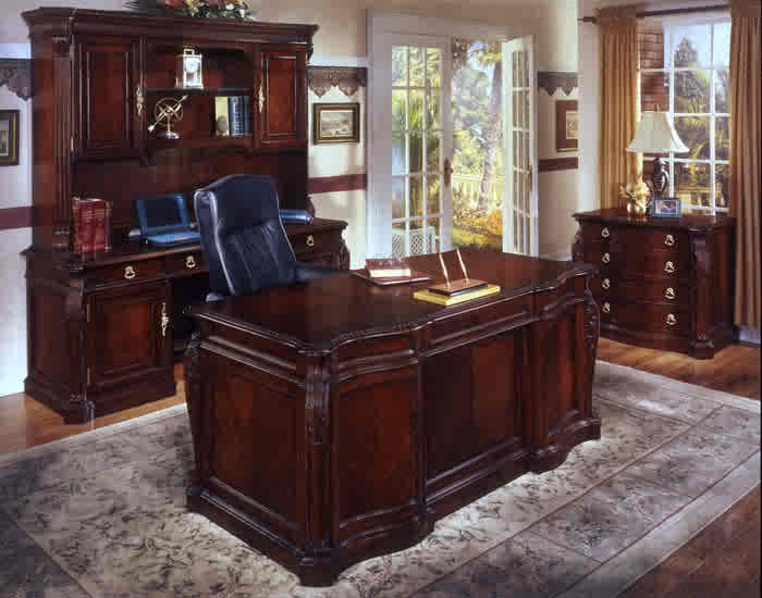 Balmoor Series Home And Office Traditional Furniture By Dmi
